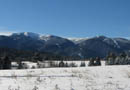 Looking South to the Borovets pistes