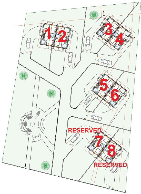 Luxury Chalets for sale in Borovets Bulgaria Site Plan – How To Get A Site Plan