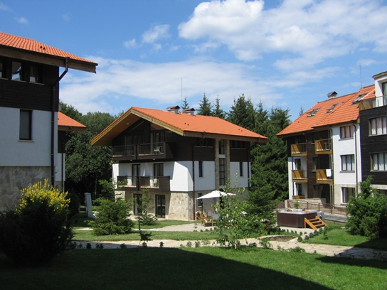 Chalet in Borovets